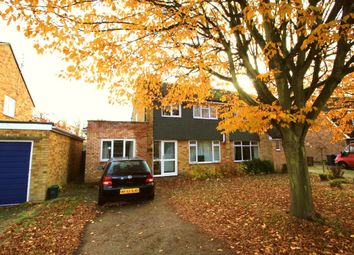 Thumbnail 6 bed semi-detached house to rent in Moore Grove Crescent, Egham