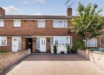 Thumbnail 3 bed terraced house for sale in Ampfield Close, Bedhampton, Havant