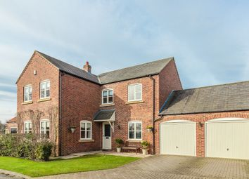 Thumbnail 4 bed detached house for sale in The Green, Dalton On Tees