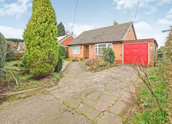 Thumbnail 2 bed detached bungalow for sale in Weston Lane, Crewe