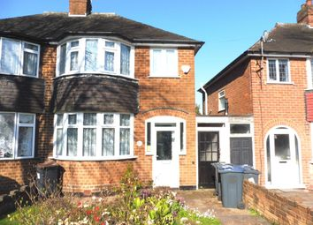 Thumbnail 3 bed property to rent in Saxondale Avenue, Yardley, Birmingham
