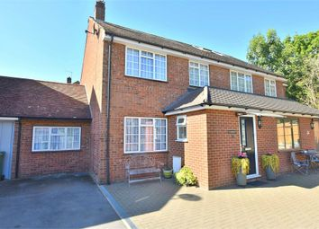 Thumbnail 3 bed semi-detached house for sale in Dinmore, Bovingdon, Hemel Hempstead, Hertfordshire