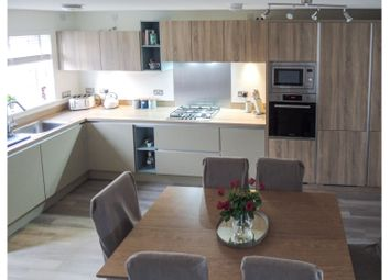 Thumbnail 4 bed end terrace house for sale in Archerscroft Place, Blantyre