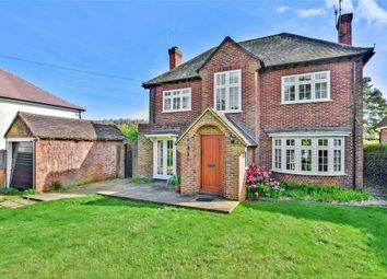 Thumbnail 3 bedroom detached house for sale in Chapel Lane, Westhumble, Dorking, Surrey