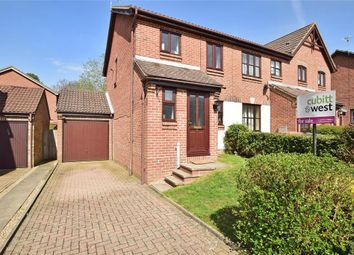 Thumbnail 2 bed end terrace house for sale in Alpine Road, Redhill, Surrey