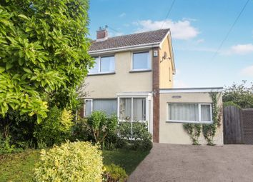 Thumbnail Semi-detached house for sale in Tathan Crescent, St. Athan, Barry