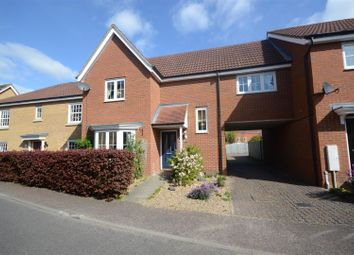 Thumbnail 3 bedroom property for sale in Sprowston, Norwich
