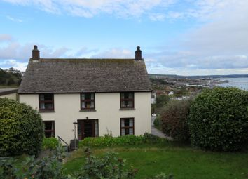 Thumbnail 3 bed detached house for sale in Old Paul Hill, Newlyn, Penzance