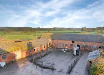 Thumbnail Barn conversion for sale in Eccleshall, Stafford, Staffordshire