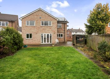 Thumbnail 5 bed detached house for sale in Tiverton Road, Peterborough