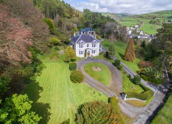 Thumbnail 5 bed detached house for sale in Talybont, Ceredigion