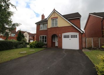 Thumbnail 4 bed detached house to rent in Heatherleigh, Leyland