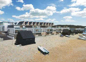Thumbnail 3 bed terraced house for sale in Fishermans Beach, Range Road, Hythe
