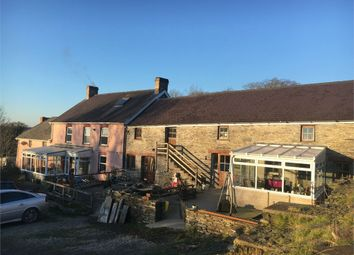Thumbnail 13 bed detached house for sale in Parcyneithw, Llechryd, Cardigan, Pembrokeshire
