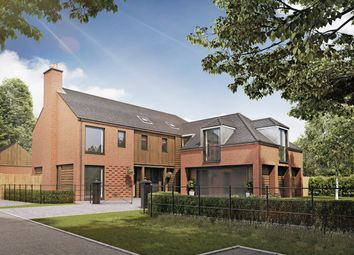 Thumbnail 6 bed detached house for sale in Culcheth Hall Drive, Culcheth, Warrington