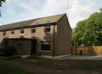 Thumbnail 3 bed end terrace house to rent in Cloberfield Gardens, Milngavie, 7Lh