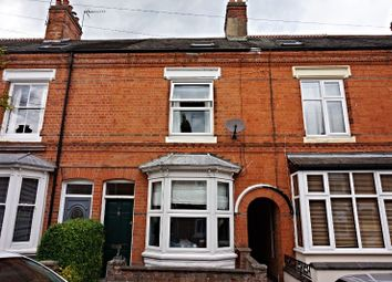 Thumbnail 4 bed terraced house for sale in Barwell Road, Leicester