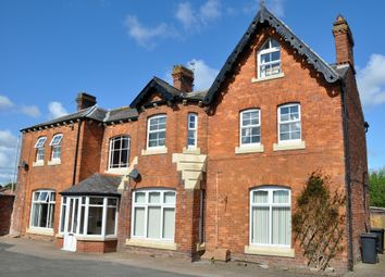 Thumbnail 1 bed flat to rent in Langley Hall, Corby Hill, Carlisle