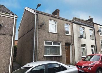 Thumbnail 3 bed end terrace house for sale in Oddfellows Street, Bridgend, Mid Glamorgan