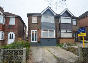 Thumbnail 3 bed semi-detached house for sale in Wrestwood Road, Bexhill-On-Sea
