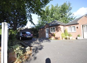 Thumbnail 1 bed semi-detached bungalow to rent in Hall Lane, Willington, Derby