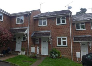 Thumbnail 3 bed terraced house to rent in Albert Road, Connaught Park, Bagshot