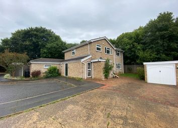 Thumbnail 4 bed detached house for sale in North Priors Court, Lings, Northampton