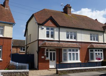 Thumbnail 3 bed semi-detached house for sale in Glenmore Road, Minehead