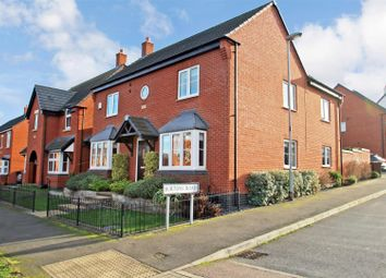 Thumbnail 4 bed detached house for sale in Saxon Drive, Rothley, Leicester