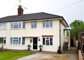 Thumbnail 3 bed flat to rent in Queens Drive, Nantwich