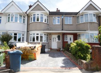 Thumbnail 4 bed terraced house to rent in Spinnells Road, Harrow