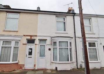 Thumbnail 2 bed terraced house for sale in Talbot Road, Southsea