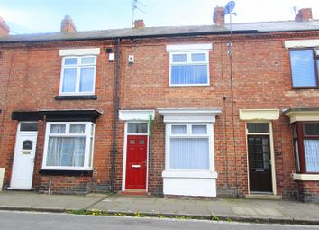 Thumbnail 2 bedroom terraced house to rent in Harrison Terrace, Darlington