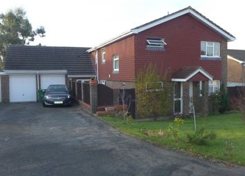 Thumbnail 5 bed detached house for sale in Iris Close, Basingstoke