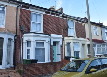 Thumbnail 3 bed terraced house for sale in Westfield Road, Southsea, Hampshire