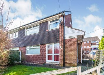 Thumbnail 3 bedroom semi-detached house for sale in Barkers Croft, Rotherham, South Yorkshire
