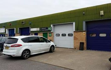 Thumbnail Light industrial to let in Unit 18, Test Valley Business Centre, Test Lane, Nursling, Southampton