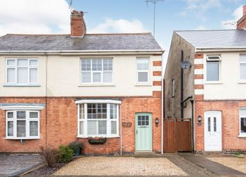 Thumbnail 3 bed semi-detached house for sale in Forest Road, Hinckley