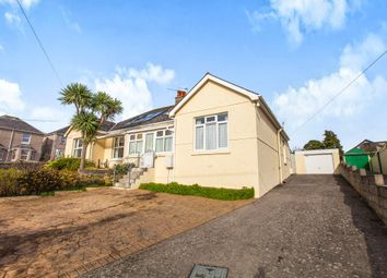Thumbnail 2 bedroom semi-detached bungalow for sale in Endsleigh Road, Plymstock, Plymouth