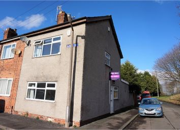 Thumbnail 2 bed terraced house for sale in Ash Street, Northwich