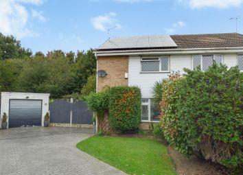 Langdale Drive, Long Eaton, Nottingham NG10. 3 bed semi-detached house