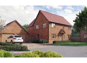 Thumbnail 4 bed detached house for sale in Plot 18 Mill Stone Green, East Wretham, Thetford