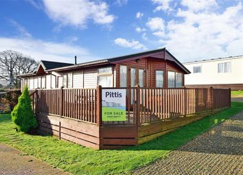 Thumbnail 3 bed mobile/park home for sale in Scotchells Brook Lane, Sandown, Isle Of Wight