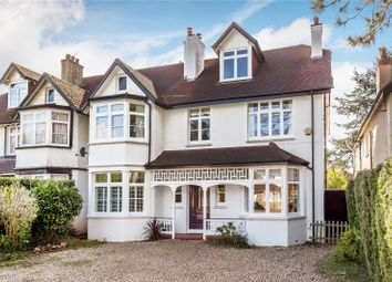Thumbnail 6 bed semi-detached house for sale in Whyteleafe Road, Caterham, Surrey