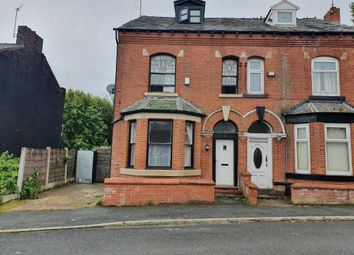 Thumbnail 6 bed semi-detached house for sale in Queens Road, Chadderton, Oldham