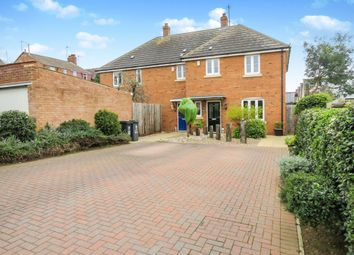 Thumbnail 3 bedroom semi-detached house for sale in Spencer Road, Rushden