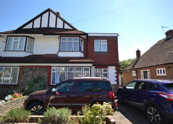 Thumbnail 3 bed semi-detached house for sale in Great Bushey Drive, Totteridge, London