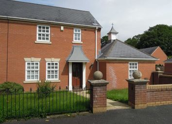 Thumbnail 3 bed semi-detached house to rent in 2, Rowan Court, Kerry, Newtown, Powys