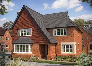 """Thumbnail 5 bed detached house for sale in """"The Chichester"""" at Heyford Park, Camp Road, Upper Heyford, Bicester"""