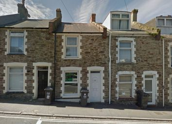Thumbnail 2 bedroom terraced house to rent in Marlborough Road, Ilfracombe, Devon